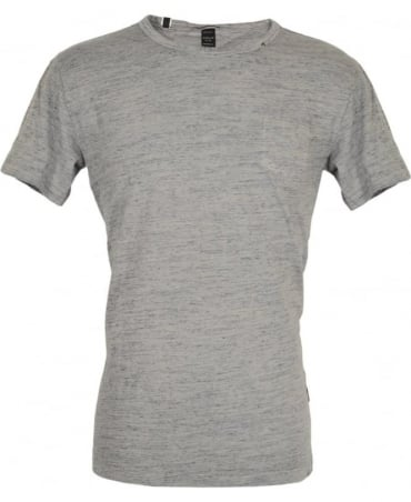 Replay Grey Short Sleeve Crew Neck T-Shirt