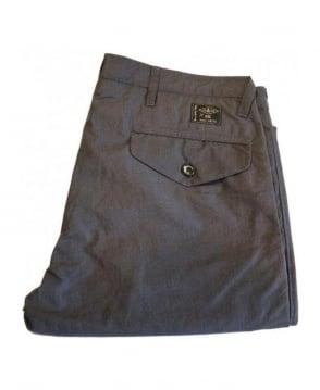 Paul Smith  Grey Slant Pocket Chino Trousers