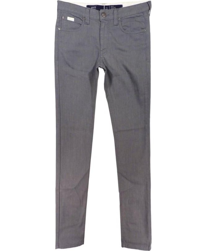Armani Collezioni Grey Stretch Slim Fit CIJ06 Jeans
