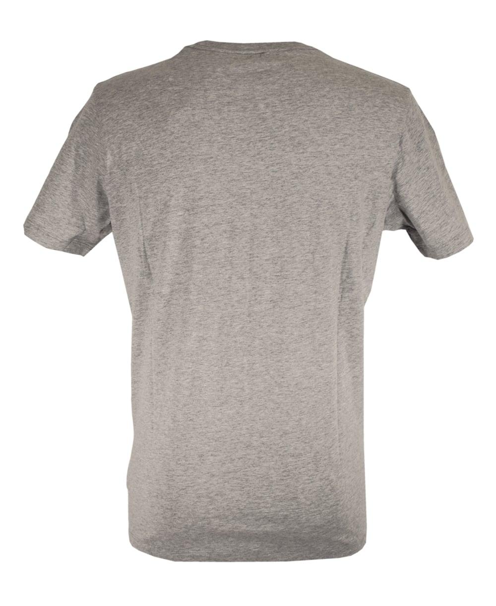 Grey T Joe Graphic Print T Shirt