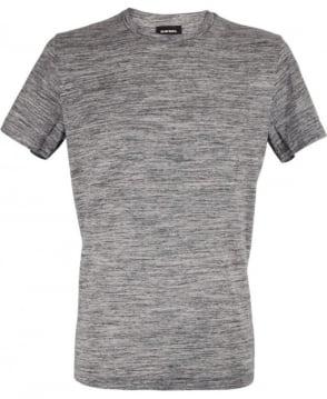 Diesel Grey T-Sirio Crew Neck T-Shirt