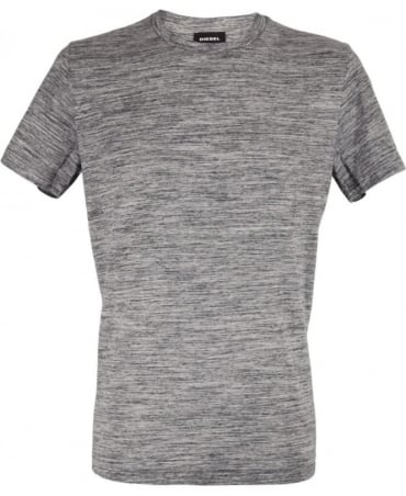 Diesel Grey T-Sirio Crew Neck T-Shirt