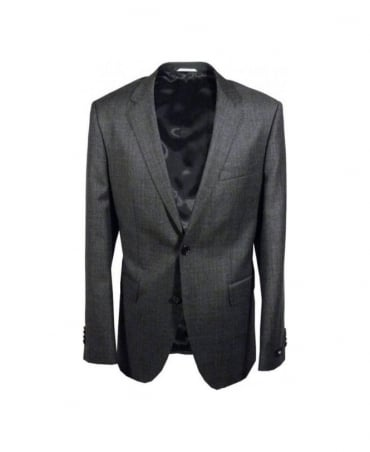 Hugo Boss Grey The James 4/Sharp 6 Suit