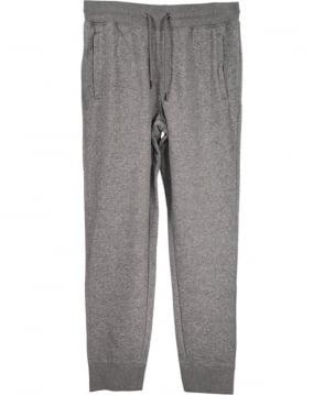 Armani Jeans Grey Tracksuit Drawstring Bottoms