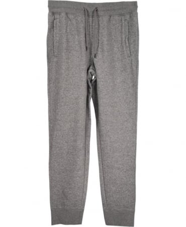 Armani Jeans Grey Tracksuit Drawstring Bottoms