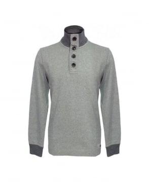 Hugo Boss Grey Whoosh 50248987 Straight Fit Sweatshirt