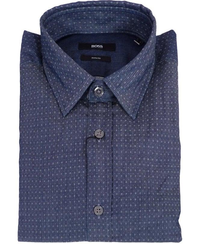 f4cf7d35ce4 Boss Hugo Boss Ronny 32 Slim Fit Shirt - Shirts from Jonathan ...