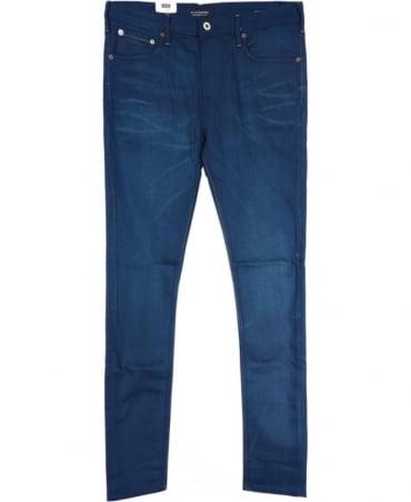 Scotch & Soda Indigo 'Skim' Skinny Fit Jeans