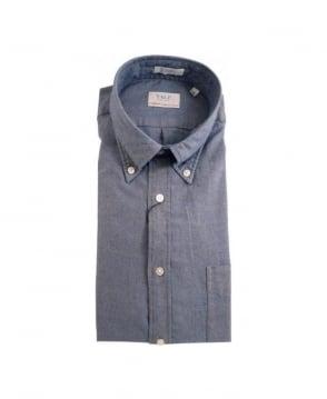 Gant Indigo Yale Archive Oxford Shirt