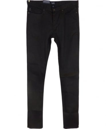 Armani J06 Slim Fit Jeans In Black