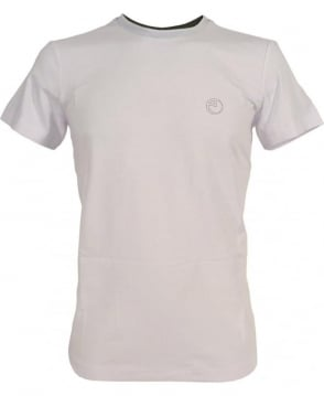 Armani Jersey T-shirt In White
