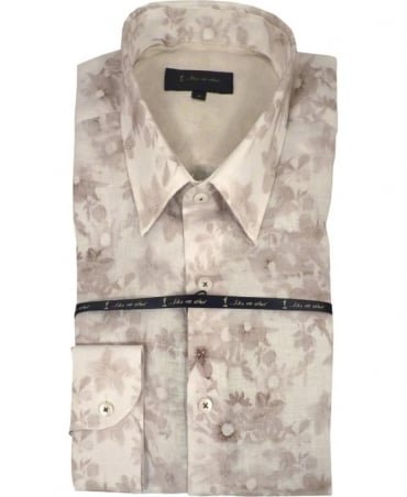 1 ...Like No Other Keshi Linen Classic Fit Shirt