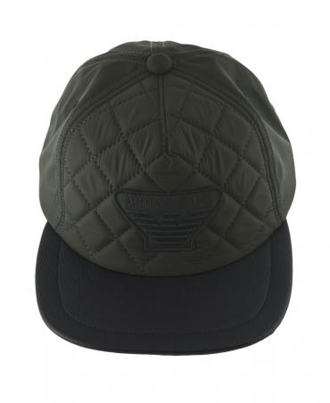 Armani Jeans Khaki Logo 934096 Hat