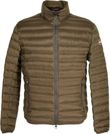 Colmar Originals Khaki Quilted Lightweight Blouson