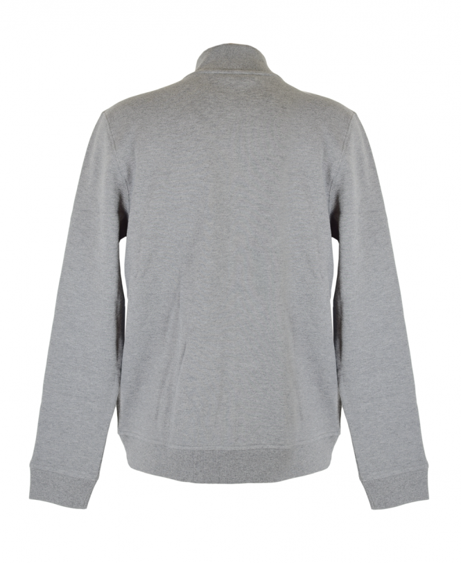 Lacoste Lacoste Zip Full Grey Grey Sweatshirt 8c7qar8Rwx