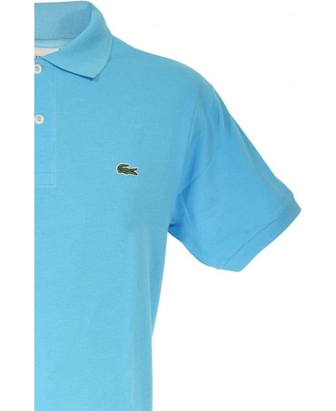 7c421f737 Light Blue Classic Fit Polo Shirt