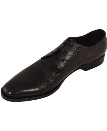 Oliver Sweeney Leather 'Ravelli' Formal Derby Shoe In Black