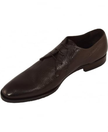 Oliver Sweeney Leather 'Ravelli' Formal Derby Shoe In Brown