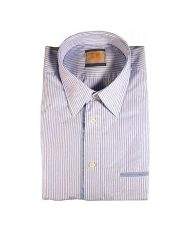 Hugo Boss Light Blue Cieloe Shirt