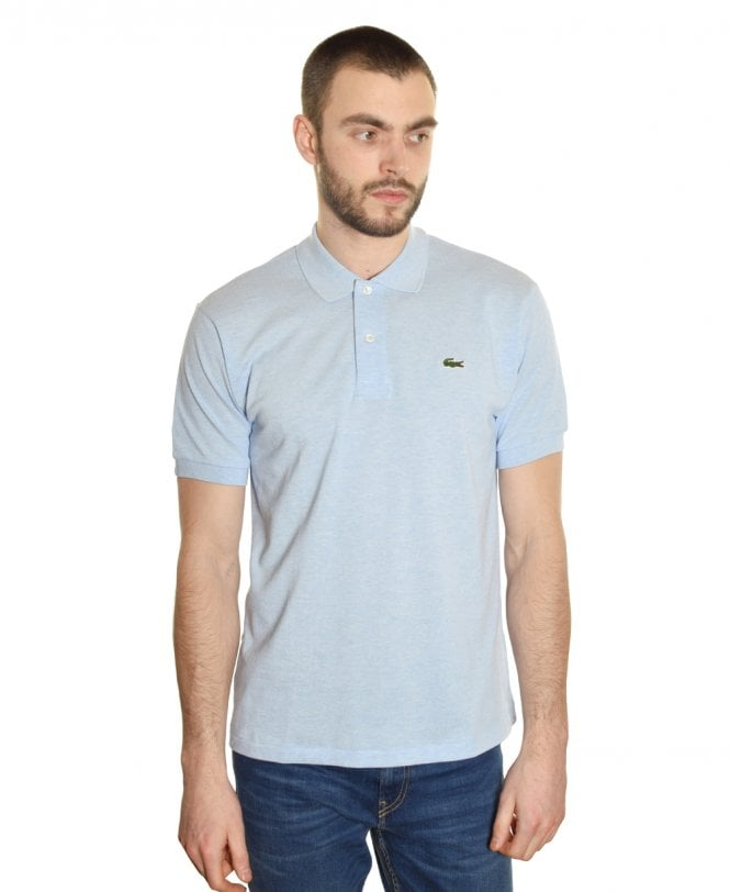 c9a49ae02 Light Blue Classic Fit L1264 Polo