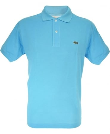 Lacoste Light Blue Classic Fit Polo Shirt