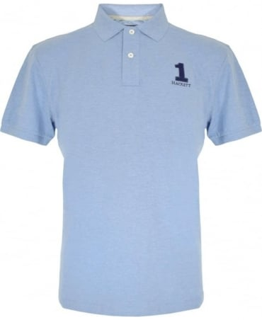 Light Blue New Classic Polo Shirt