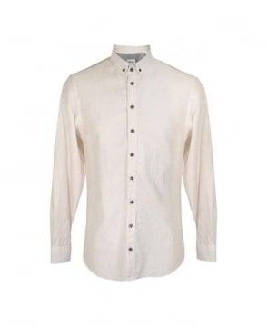 Armani Collezioni Light Blue Regular Fit Shirt