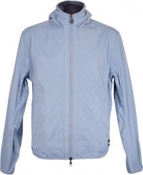 Colmar Originals Light Blue Reversible Eclipse Hooded Blouson