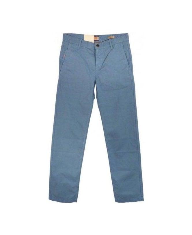 Hugo Boss Light Blue Schino Trousers