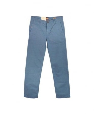 Light Blue Schino Trousers