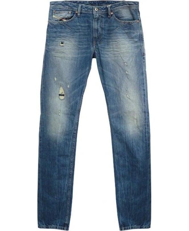 Diesel Light Blue Shioner 0823V Jeans