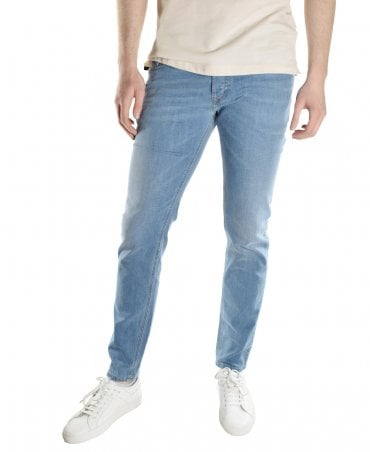 456f7c23 Light Blue Sleenker 086AK Slim-Skinny Jean