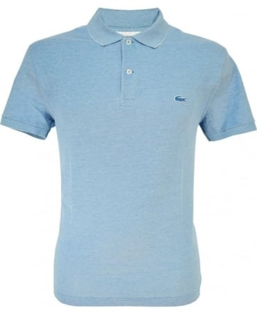 Lacoste Light Blue Slim Fit Polo Shirt