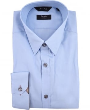 Paul Smith  Light Blue The Byard PNXL-916-M01 Tailored Fit Shirt
