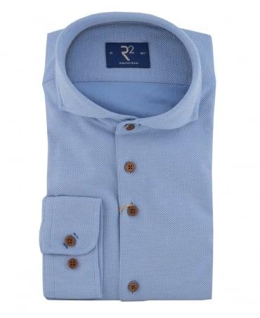 R2 Westbrook Light Blue & White 95.CA.36 Shirt