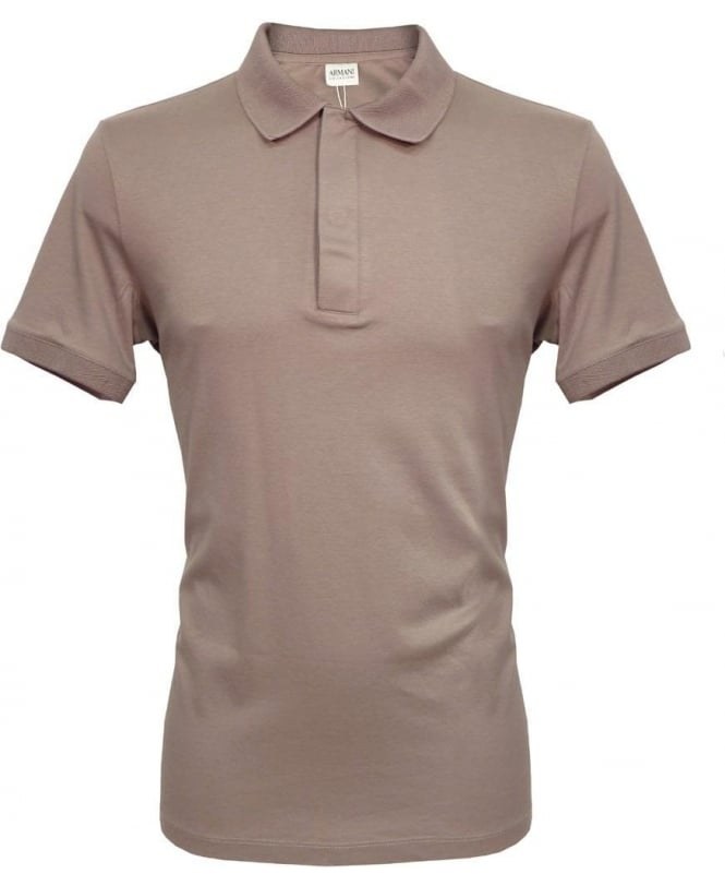 Armani Collezioni Light Brown NCDFJ Polo