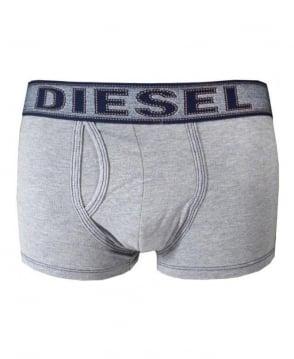 Diesel Light Grey Jean Effect Divine Boxers