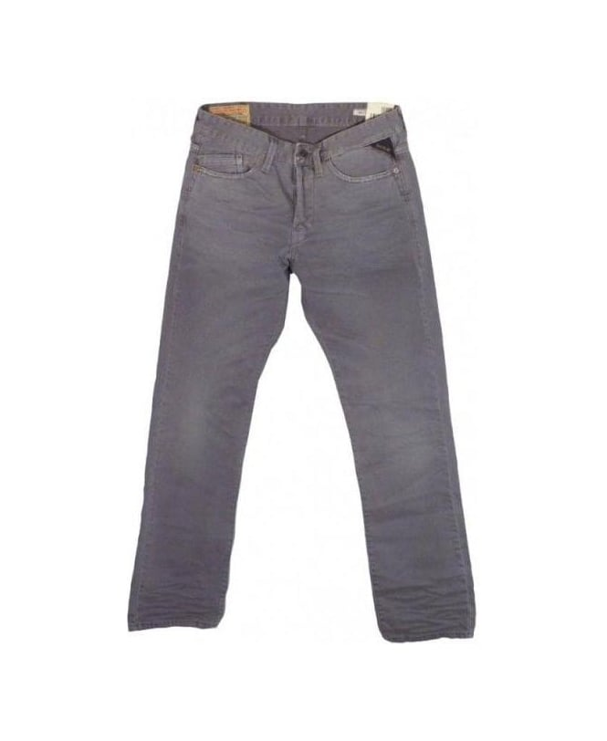 Replay Light Grey Waitom Jeans