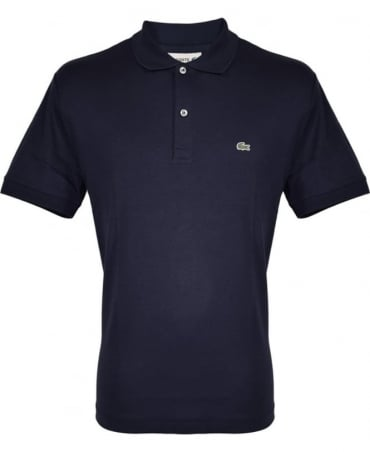 Lacoste Marine Blue DH2050 Polo Shirt
