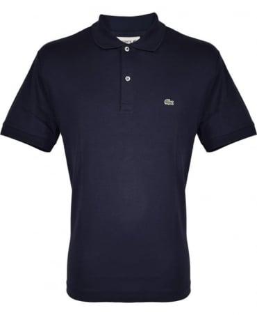 Lacoste Marine Blue DH2050 Polo Shirt
