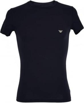 Emporio Armani  Marine Blue 'Underwear' T-Shirt