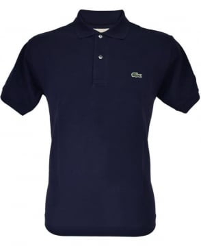 Lacoste Marine Classic Fit Polo Shirt