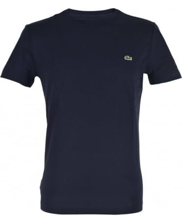 Lacoste Marine TH5275 Regular Fit T/Shirt