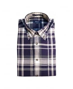 Gant Marine W.N. Artic Heather Shirt