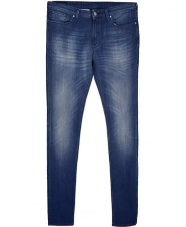 Armani Jeans Mid Blue Wash 3Y6J06 Slim Fit Jeans