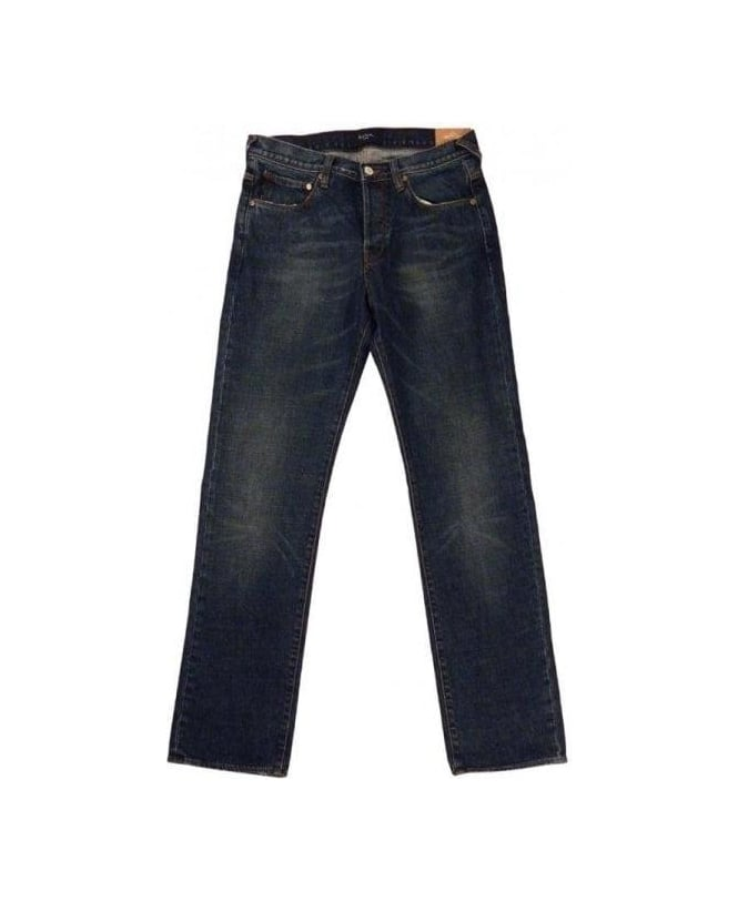 Paul Smith - Jeans Mid Wash Standard Fit Jeans