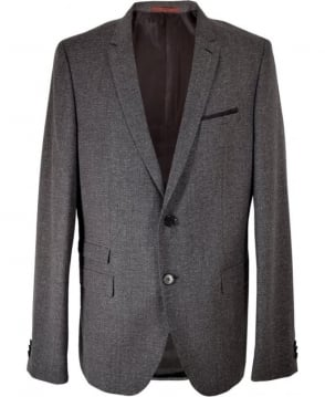 Hugo Mixed Grey Alid/Wyll/Hilor 3 Piece Suit