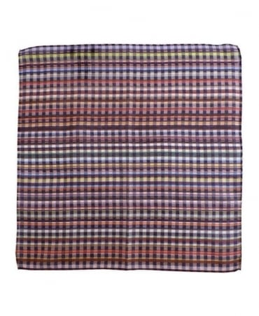 Multi Check Pattern CHK Hankie
