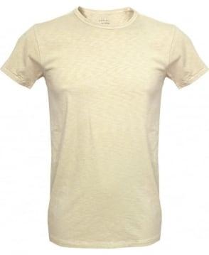 Replay Natural M6283 Crew Neck T-Shirt
