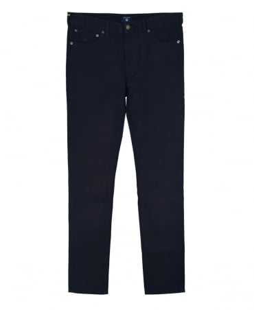 Gant Navy 1001709 Regular Straight Jean